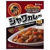 ハウス食品 ジャワカレー レトルト 辛口210g×30個入