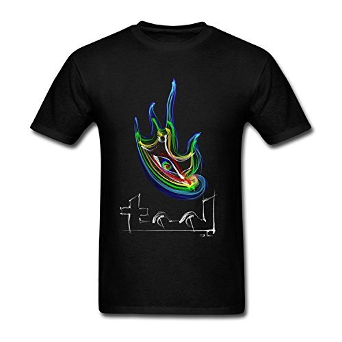 Thhloa Neumee Men's Aenima Eye Tool Band T Shirt S