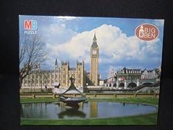 1989 MB Big Ben - 1000 Piece Jigsaw Puzzle - Big Ben, London England