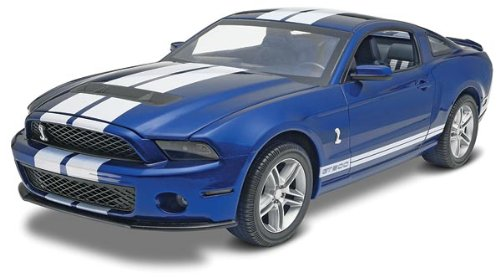 Revell 1:12 2010 Ford Shelby GT500