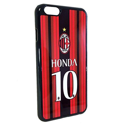 ACミラン iPhone6 / 6 Plus 対応 ケース カバー 【AC Milan 本田圭佑(10) 所属】 (?HONDA背番号10/iPhone6)