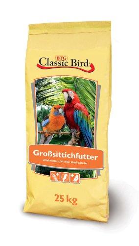 Classic Bird Großsittichfutter Vogelfutter –