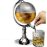地球儀型ボトル 地球儀型サーバー
