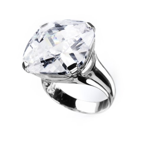 Celesta Damenring 925/- Sterling Silber Ringweite: 54 360270316L
