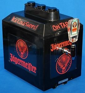 Jagermeister Shot Machine Jager Tap Model JEMUS
