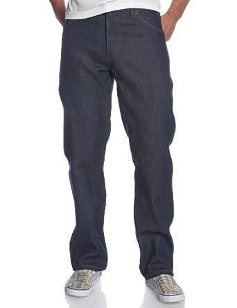Dickies Men's Regular Fit 5-Pocket Rigid Jean, Indigo Blue, 40x32