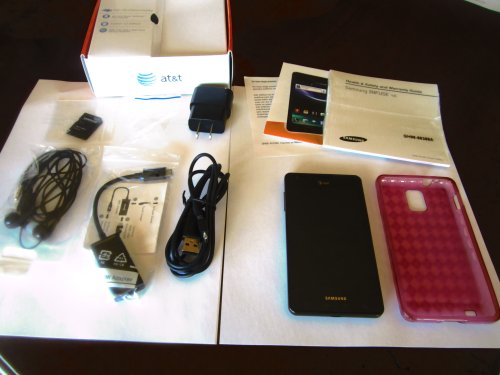Samsung i997 Infuse 4G, 8MP,16GB, WIFI, GPS,