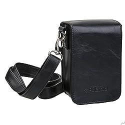 Polaroid Snap & Clip Camera Case For The Polaroid Z2300 Instant Camera (Black)