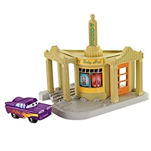 GeoTrax - Disney Pixar Cars - Ramone's Body Art Playset