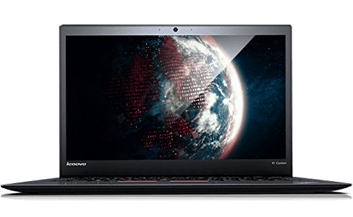 "Lenovo ThinkPad X1 Carbon Ultrabook Non tactile 14""(35,56 cm) Noir (Intel Core i5, 8 Go de RAM, 256 Go, Intel HD Graphics 4400, Windows 7)"