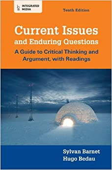critical thinking reading and writing 8th edition barnett Chapter 1 critical thinking, reading and writing critical thinking actively questioning what you see, hear and read to come to thoughtful conclusions about it.