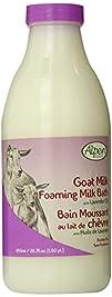 Alpen Secrets Goat Milk Foaming Milk Bath with Lavender