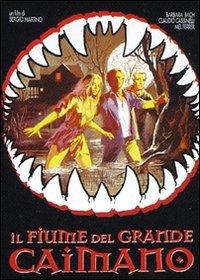 il fiume del grande caimano (DVD) [ italian import ]