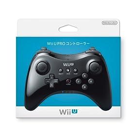 Wii U PRO �R���g���[���[ (kuro) (WUP-A-RSKA)