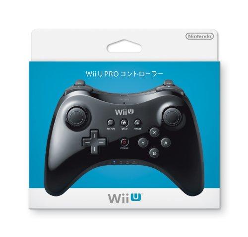 Wii U PRO コントローラー (kuro) (WUP-A-RSKA)