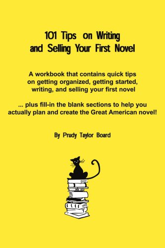 9 Practical Tricks for Writing Your First Novel