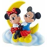 Bullyland - 15214 - Tirelire  - Mickey et minnie - Multicolore