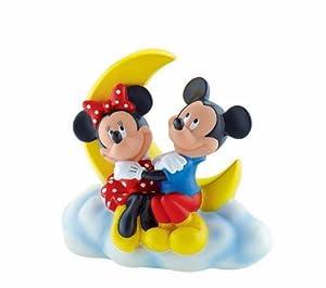 Bullyland Mickey & Minnie Coin Bank