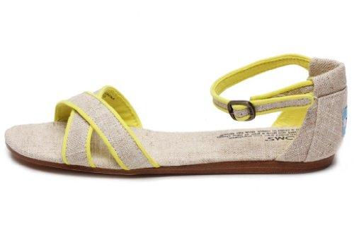 Toms Women's Correa Flat Sandal