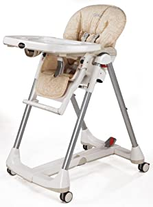 Peg-Perego Prima Pappa Diner High Chair, Savana Beige