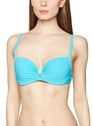 Chantelle Sujetador de Bikini (Turquesa)