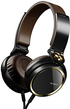 Sony MDR-XB600N.AE plafond Extra Bass-Casque audio-Or