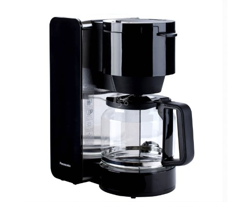 Panasonic NC-DF1 8 Cup Coffee maker, (OVERSEAS USE ONLY) 220-volt
