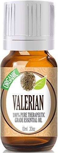 Valerian (Organic) 100% Pure, Best Therapeutic Grade Essential Oil - 10Ml
