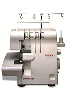 Maquina de coser remalladora Overlock 654