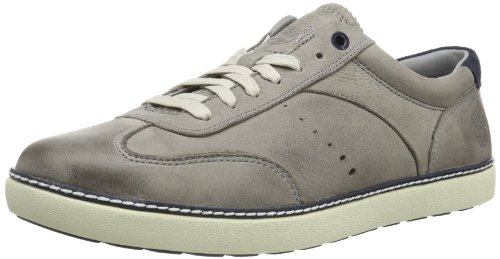 Timberland Men's EKHUDSTON OX GREY TM GRANITE GREY Trainers