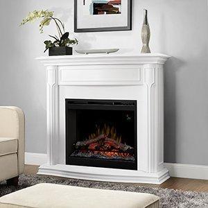 Gwendolyn Fireplace Mantel Finish: White