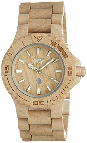 WeWOOD Date Beige Watch.