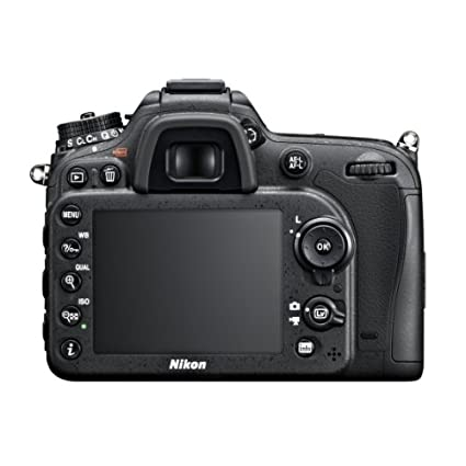Nikon D7100 SLR (AF-S 18-105mm VR Kit Lens) DSLR