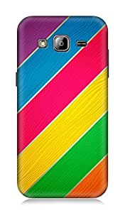 Samsung Galaxy On5 3Dimensional High Quality Back cover by 7C