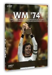 WM '74 - Das Endspiel Deutschland - Niederlande / Auf den Spuren eines Weltmeisters [2 DVDs]