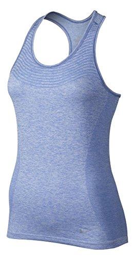 Nike Women's Dri-Fit Knit Tank MD Chalk Blue