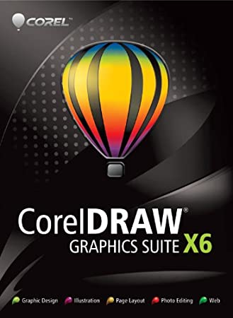 CorelDRAW Graphics Suite X6 Upgrade [Download]