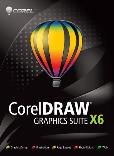 CorelDRAW Graphics Suite X6 [Download] [Old Version]