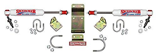Skyjacker 7203 Steering Stabilizer Dual Kit (Jk Stabilizer Bracket compare prices)