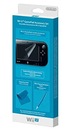 Wii U - GamePad Accessory Set