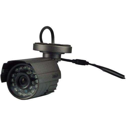 Discreet 800tvl Cmos Color Ir Cut 24 Leds Cctv Security Camera Outdoor Dome Home Video Surveillance