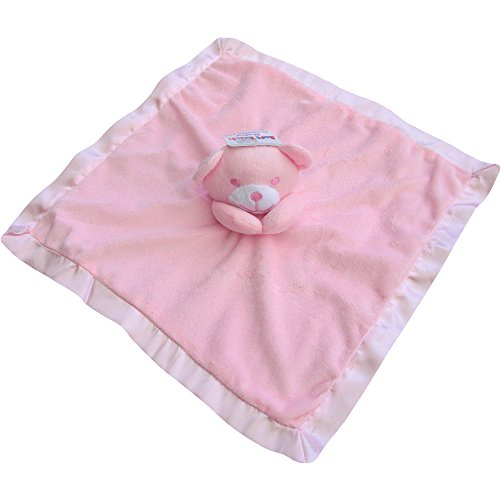 baby-super-soft-deluxe-comforter-blanket-with-3d-teddy-bear-pink