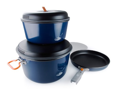 GSI Outdoors Bugaboo Base Camper Cook Set, Large