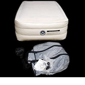_SY300_.jpg mattress fits between front bench seats inside tent. & pontoon tent / camping