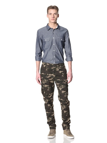 Perfect Pink Camo Pant With Pockets Fashion Women Camouflage Pant High Waist Hiphop Girls Military Pant ...