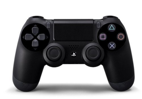 PlayStation-4-DualShock-4-Wireless-Controller-schwarz