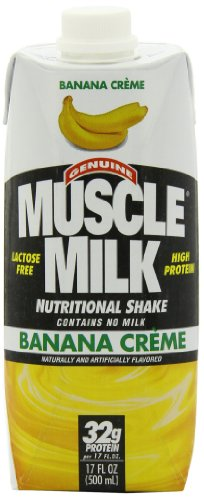 CytoSport Muscle Milk Ready-to-Drink Shake,