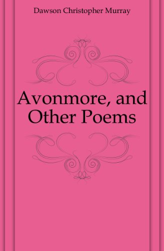avonmore-and-other-poems