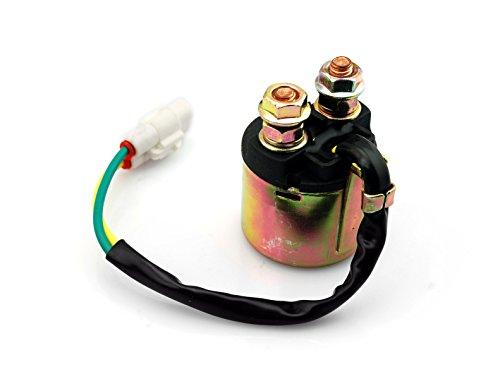 Aftermarket Replacement Electric Starter Relay Switch Solenoid Fit For Honda Atv Trx90 2006 2007 2008 2009