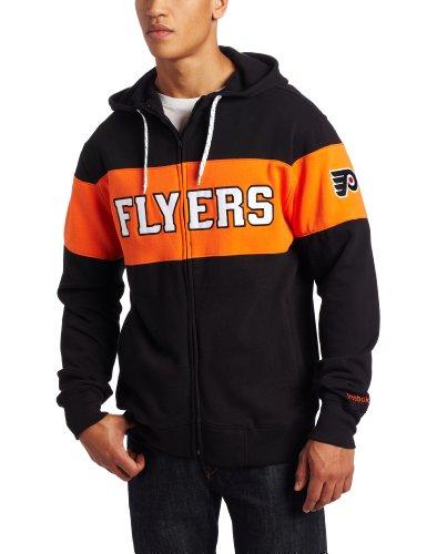 NHL Philadelphia Flyers Neutral Zone Full Zip